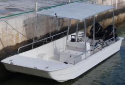 24ft Boat