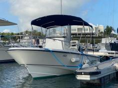 19ft Boston Whaler 190 Outrage Power Boat