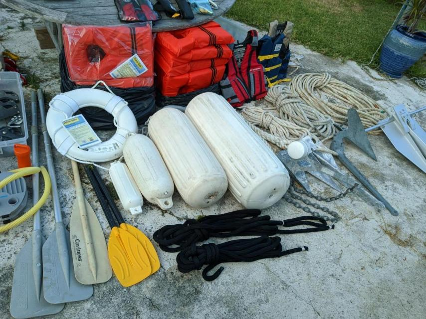 Bargain Boat Gear Sale - Updated