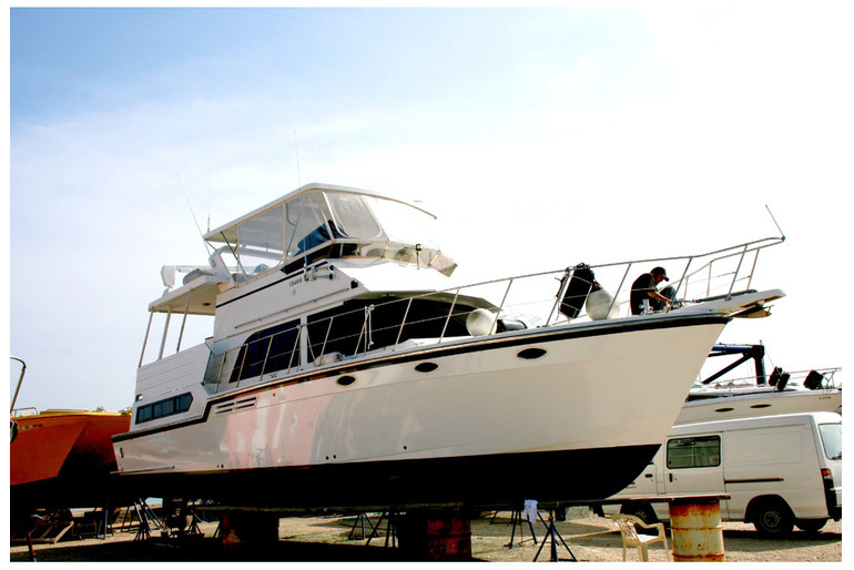 45ft  Jefferson Viscount for sale.
