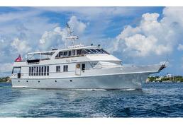 110' Swiftship Motor Yacht
