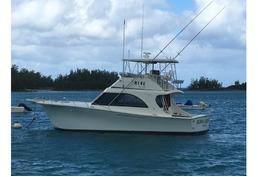 42' Jersey Convertible  - 1988 Sportfish Boat